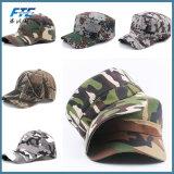La police de qualité de camouflage de mode recouvre la casquette de baseball unisexe de chapeau