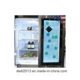 Indicador transparente do congelador do refrigerador do LCD do painel original de 46 polegadas