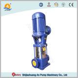 Mehrstufenvertikale zentrifugale Wasser-Hochdruckpumpe