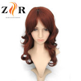 형식 색깔 합성섬유 머리 가발