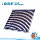 加圧Uの管によって避難させる太陽真空管のコレクター