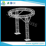 Círculo de aluminio braguero de Iluminación y Decoración