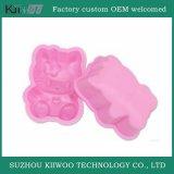 De aangepaste Producten van het Keukengerei van de Vorm van de Cake van het Baksel van het Silicone Rubber