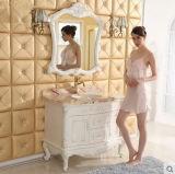 Governo di stanza da bagno della quercia nel colore bianco