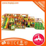 Matériel de divertissement pour enfants Terrain de jeux intérieur d'alimentation directement en usine