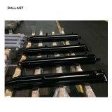 Cilindro hidráulico para Pressione Mobile Guinchos hidráulico do cilindro hidráulico telescópico personalizada