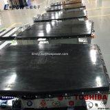 sistema do bloco da bateria de 145.2kwh LiFePO4 para o barramento de EV