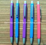 Crayon lecteur en caoutchouc en plastique carré bon marché de vente chaud pour le logo de coutume de promotion