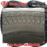 Los neumáticos de PCR molde / neumático de dos piezas del molde para máquina de curado de neumáticos