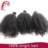 熱い販売のセネガルの毛の人間のバージンのRemyの毛の拡張
