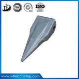 Denti della benna dell'escavatore del pezzo fuso dell'OEM per il dente della benna PC250