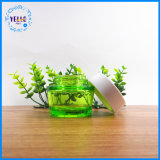 Aangepast Plastiek die de Acryl Kosmetische Kruik van de Room verpakken