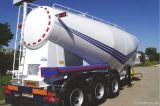 반 35cbm 제조에서 대량 시멘트 유조선 트레일러