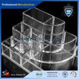 Boîtes d'affichage en acrylique transparentes sur mesure en plexiglas