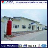 Diseño de lujo prefabricados de acero de la luz de Casa Villa de la fábrica de materiales de construcción