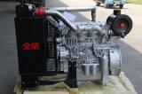 発電機(QC4112ZLD)のための100kw135HP水によって冷却されるディーゼル機関