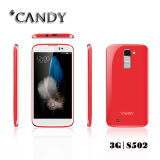Hot sales Andriod 5.1 Verre Qhd 2.5D Arc Smartphone 3G