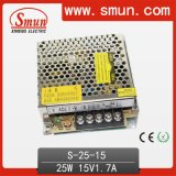 25W 15V 1.7A Switching Power Supply mit 2 Years Warranty