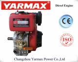 Lucht van Yarmax koelde de Enige Dieselmotor 3.68/4kw 5/5.4HP van de Cilinder 330cc