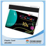 Cartão do plástico do cartão chave do hotel