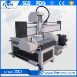O CNC grava a máquina acrílica da madeira da mobília da placa do corte