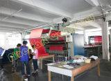 Knit-Gewebe öffnen verbindene Maschine für Textilfertigstellung