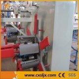 Enrouleur de tuyau en plastique à double station automatique (SPS400)