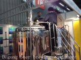 Norma de exposições 500L Brewery Equipamentos para Pub