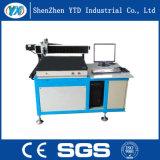 CNC del corte del vidrio de la máquina de forma especial y el fino cristal