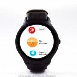 3G/WiFi Android reloj teléfono móvil inteligente con la frecuencia cardíaca X1
