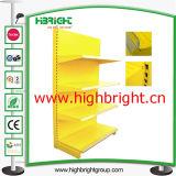 Porte-grenier de stockage d'entrepôt de haute qualité certifié avec étagère de fil