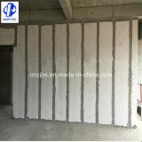 Internal Wall와 External Wall를 위한 미리 틀에 넣어 만들어진 Concrete AAC Panel
