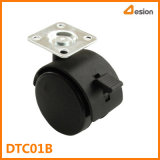 Rolagem de roda de placa de 50 mm T Wirh Brake