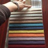 Tela de tapicería del terciopelo de la quemadura para la cubierta del sofá de los muebles