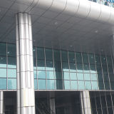 Het Bouwmateriaal van het Comité van de Gordijngevel/van de Muur van het Aluminium