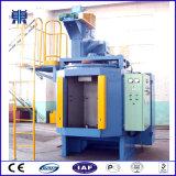 Machine de nettoyage de grenaillage de plaque tournante