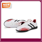 人のスポーツの運動インドアサッカーの靴