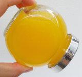 Funktionseigenschaft-flacher Entwurfs-Glasglas für Gewürz-und Nahrungsmittelspeicher