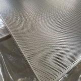 Круглым лист гальванизированный отверстием Perforated для украшения