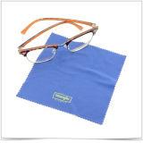 Kundenspezifisches Firmenzeichen fördernde Microfiber Brillen, die Tuch abwischen