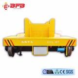 Chariot de manutention de chenille hydraulique personnalisé pour le transfert d'usine