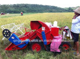 La Chine meilleur fabricant Mini moissonneuse-batteuse d'alimentation Hot Sale dans les Philippines