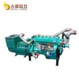 250kw Weichai Dieselmotor-Dieselgenerator-Set mit ISO9001