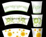 Stampatrice di Flexo della tazza di carta di 6 colori