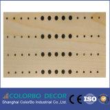 Panneau acoustique en fibre de bois personnalisé