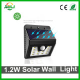 Luz solar al aire libre de la pared de IP54 12LEDs LED