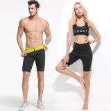 calças curtas do Sportswear do neopreno de 2mm para mulheres e homens