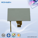Pantalla de 7 pulgadas TFT LCD con panel táctil resistivo