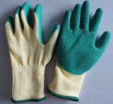 De hoge Mechanische Werkende Handschoenen van de Deklaag van het Latex van de Sterkte