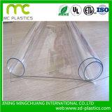 Weiches Vinylblatt für transparente Beutel